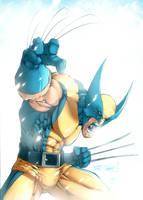 Itsa Wolverine by dcjosh
