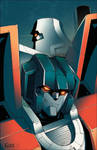All Hail Megatron issue3 cover