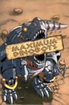 SDCC Maximum Dinobots