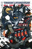SDCC Maximum Dinobots2 by dcjosh