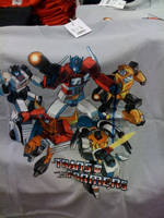 Transformers T-shirt by dcjosh