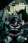 Batman 674 practice colors