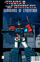 Guardians of Cybertron no1 by dcjosh