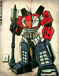 Optimus Prime WFC