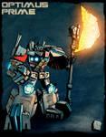 KOR Optimus Prime COLORS