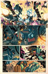 Wreckers 1 pg 1 by dcjosh