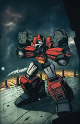 WFC Ironhide Colors by dcjosh