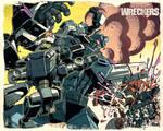 Wreckers Wallpaper 2