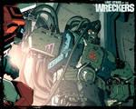 Wreckers 3 Wallpaper