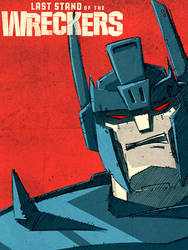 Wreckers Overlord sketch by dcjosh