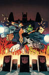 Wreckers 5 Cover