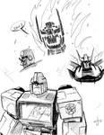 moar work doodles