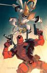 Deadpool VS Shatterstar