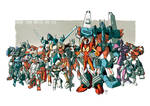 AutoAssembly Nick Roche print COLORS