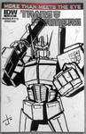 MTMTE sketch cover commish