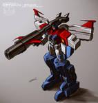 WarWithin Optimus w Apex Armor
