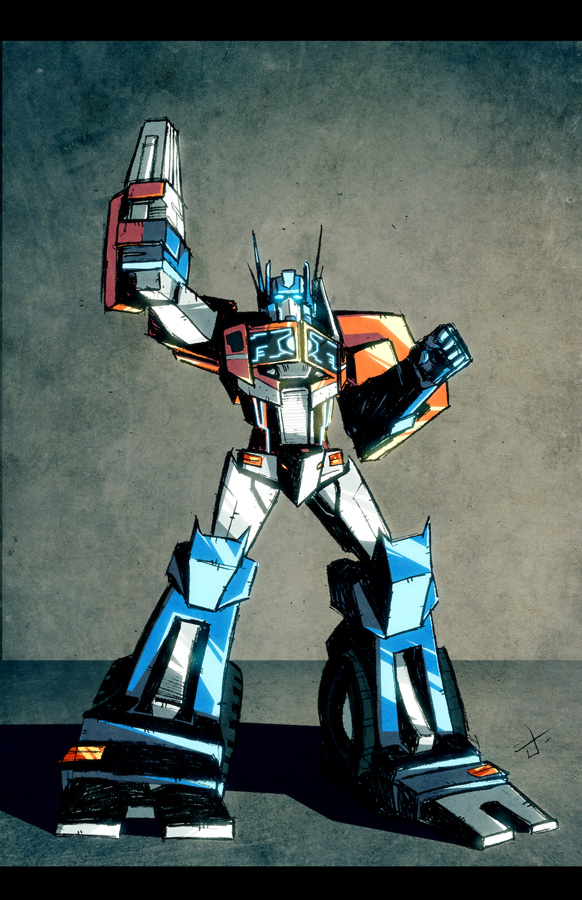 Bible Prime by dcjosh