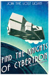 BOTCON exclusive JOIN THE LOST LIGHT print