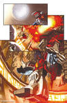 Dreamwave War Within page