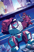 MTMTE 22 Nick Roche cover by dcjosh
