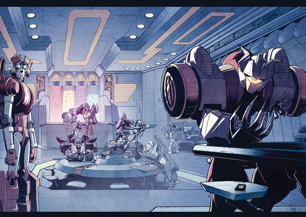 MTMTE The Wake by dcjosh