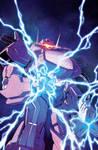 Dark Cybertron issue 12 Casey cover