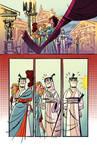 Samurai Jack issue 3 pg3