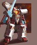 Cybertron Vector Prime
