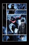 Superman Unchained Batman page