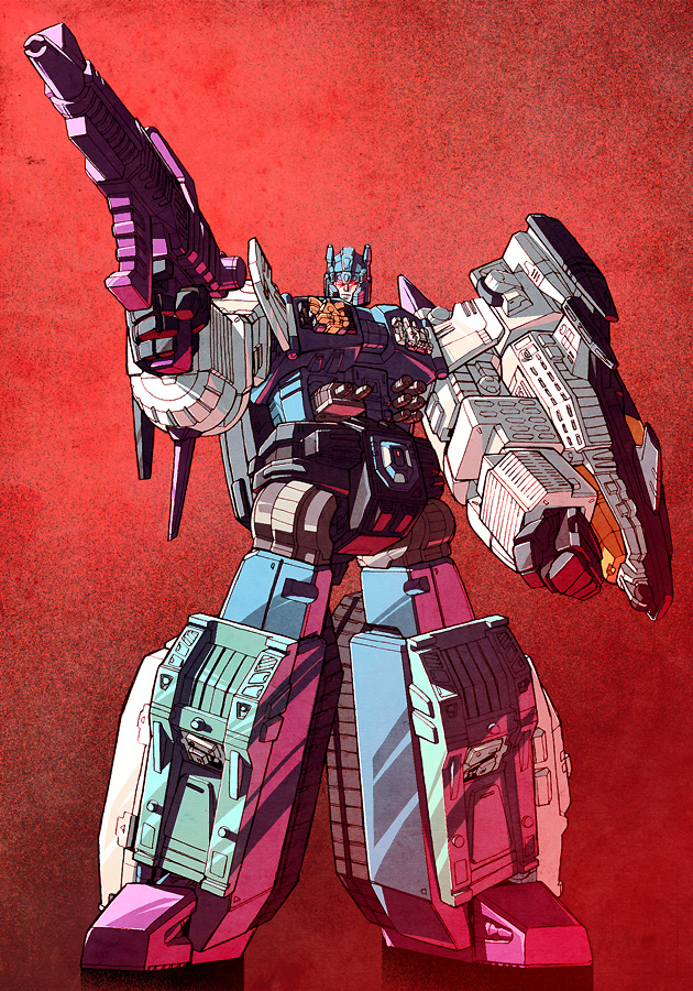 Makotron Overlord by dcjosh