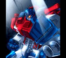 GuardianOdin TWW Prime by dcjosh