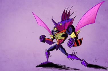 Beast Wars Injector by dcjosh