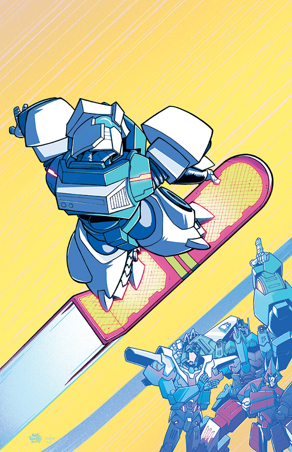 MTMTE 40 cover by dcjosh