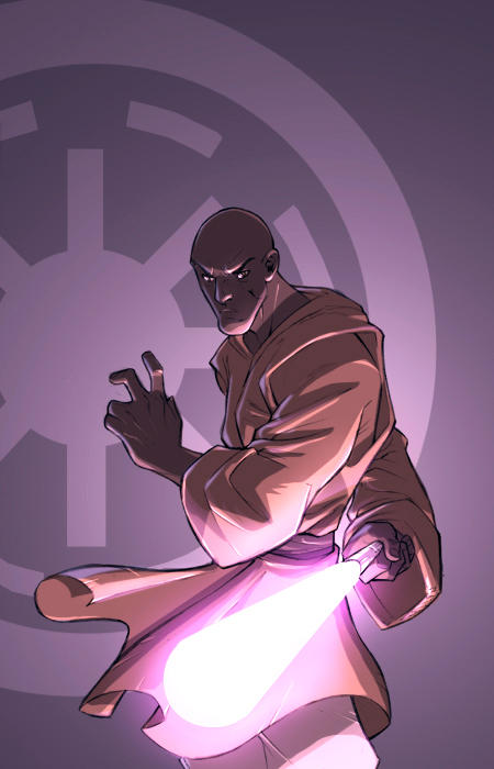 Bobbetts Mace Windu by dcjosh