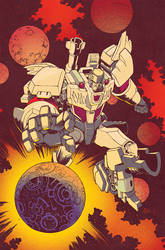 Lost Light #2 cover