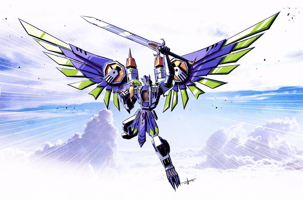 BW Tigerhawk by dcjosh