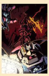 Optimus Prime 5 cover