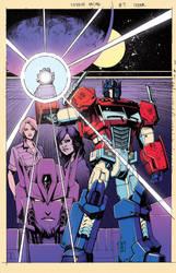 Optimus Prime 7 cover