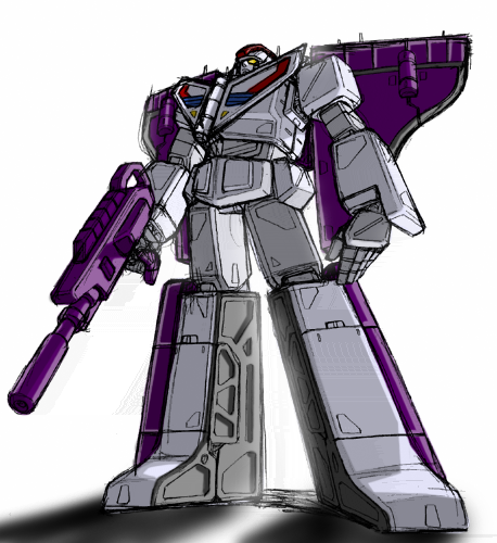 Buttos Astrotrain by dcjosh on DeviantArt