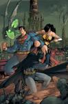 NG Justice League