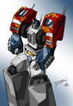 G1 Optimus Prime Redesign