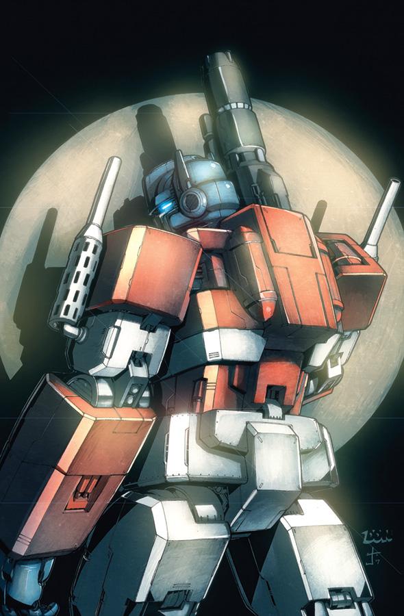 Optimus Spotlight by dcjosh