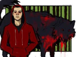 teen wolf by ajjizom