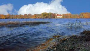 River Daugava at Koknese I.
