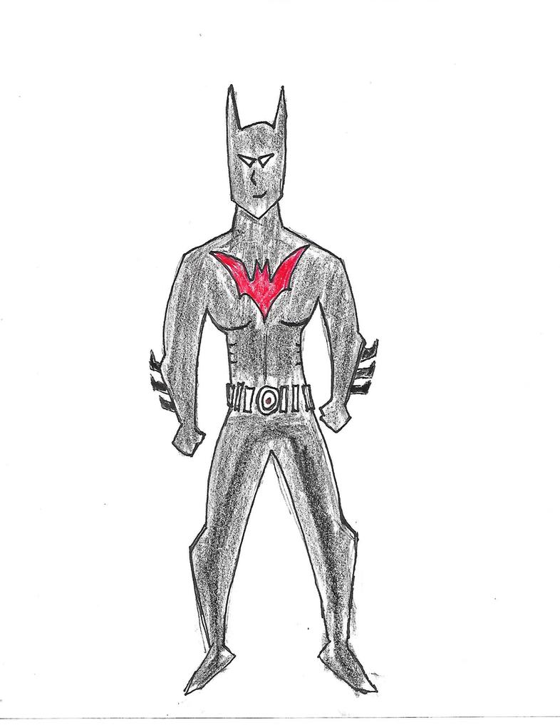 Batman Beyond by superiornite