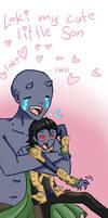 Loki Daddy loves you!