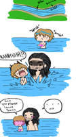 Bagginsheild: Bathtime!!!