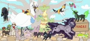 Pokemon: Reign - Star Festival Mini Objective 8