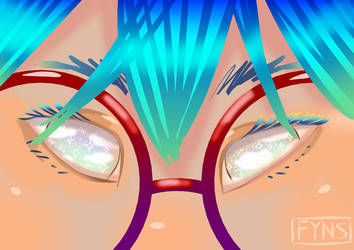 eyes by fuckyeahnerdstuff