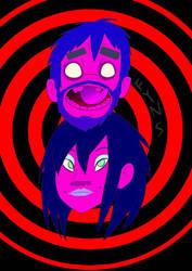 2nu Spirals by fuckyeahnerdstuff